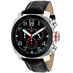 Christian Van Sant Men's Grand Python Watch (CV3AU2)