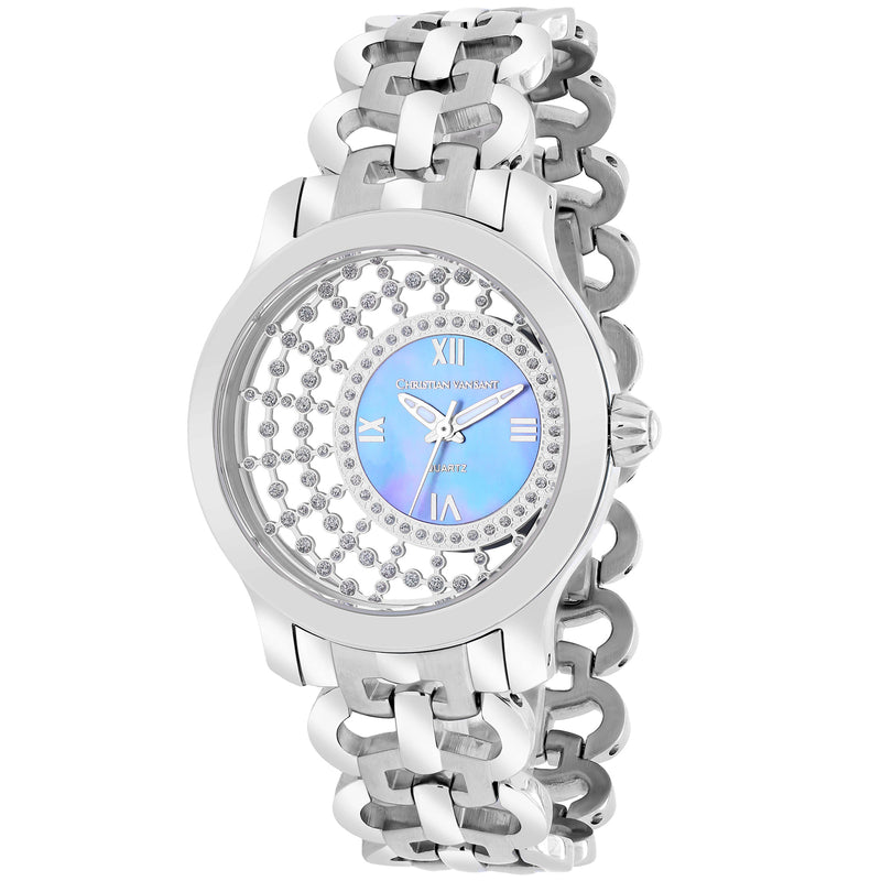 Christian Van Sant Women's Delicate Watch (CV4412)