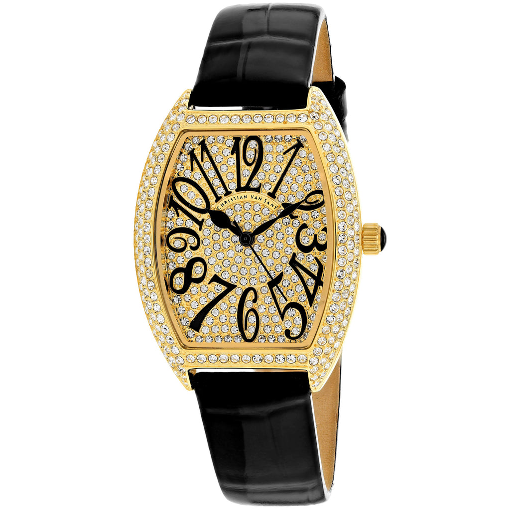 Christian Van Sant Women's Elegant Watch (CV4820)