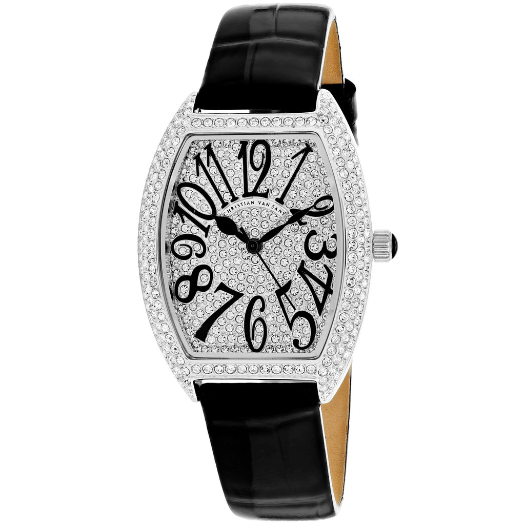 Christian Van Sant Women's Elegant Watch (CV4821B)