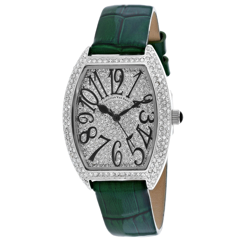 Christian Van Sant Women's Elegant Watch (CV4821G)
