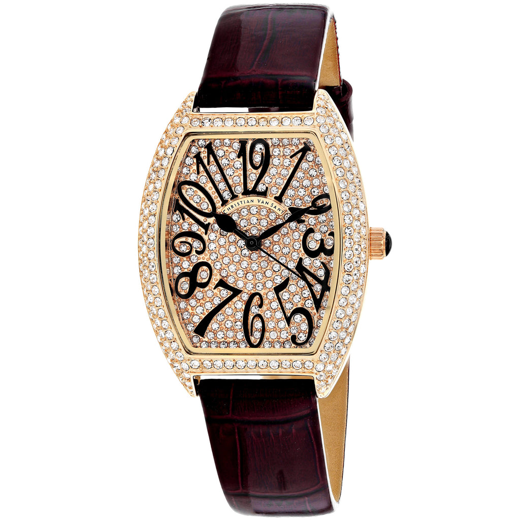 Christian Van Sant Women's Elegant Watch (CV4822)
