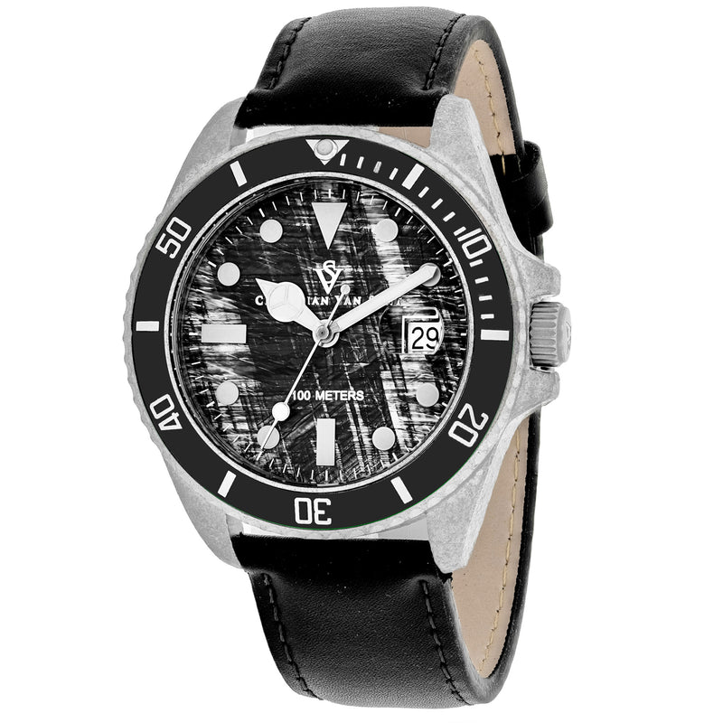 Christian Van Sant Men's Montego Vintage Watch (CV5100LB)