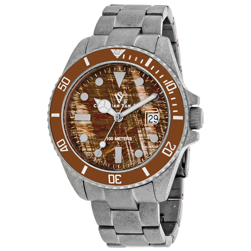 Christian Van Sant Men's Montego Vintage Watch (CV5101B)