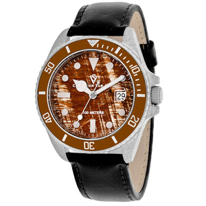 Christian Van Sant Men's Montego Vintage Watch (CV5101LB)
