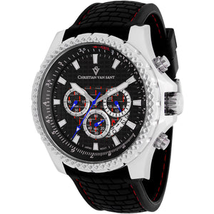 Christian Van Sant Men's Sport Retrograde Watch (CV5123)