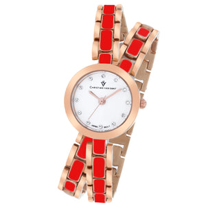 Christian Van Sant Women's Spiral Watch (CV5614)