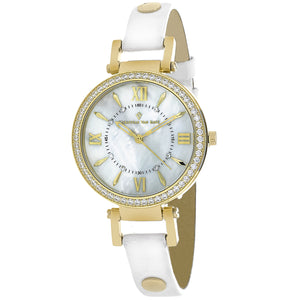 Christian Van Sant Women's Petite Watch (CV8132)