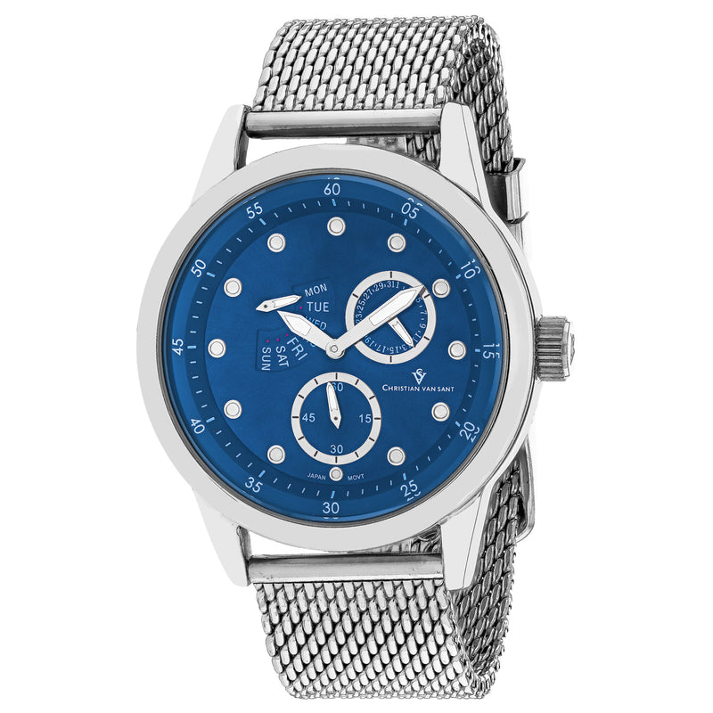 Christian Van Sant Men's Rio Watch (CV8712)