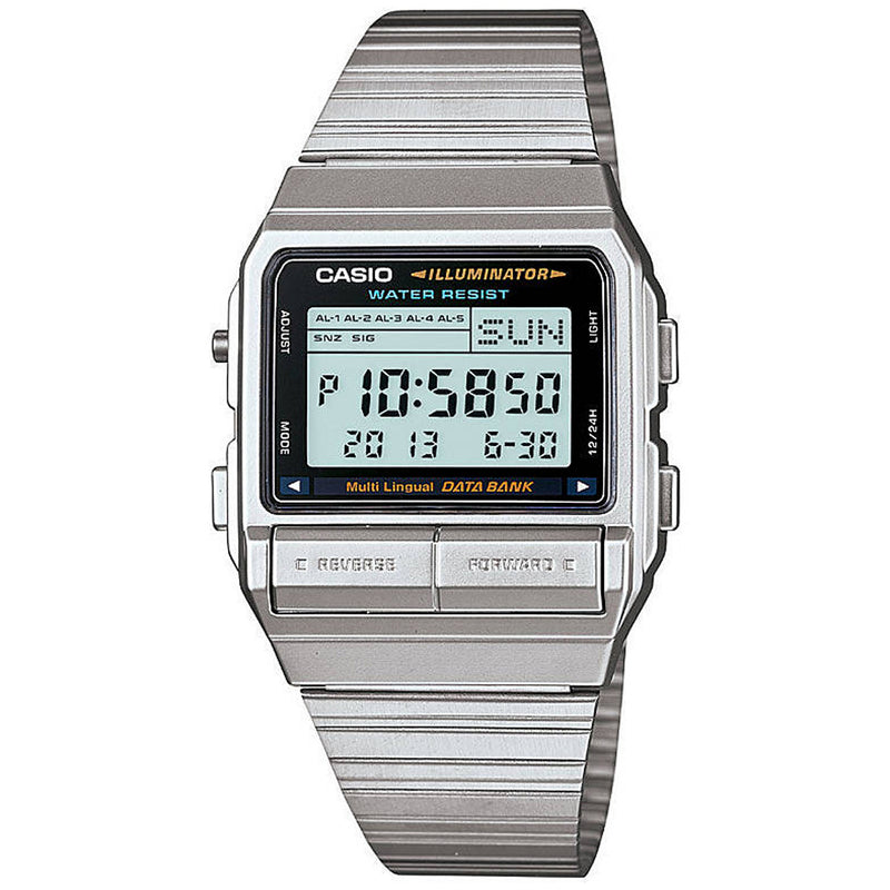 Casio Men's Classic Watch (DB-380-1DF)