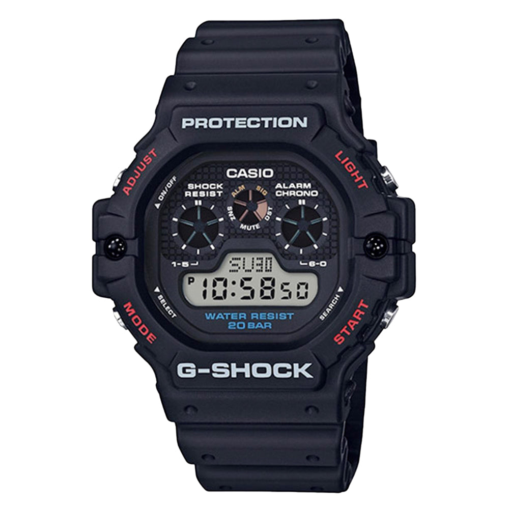 Casio Men's G-Shock Watch (DW5900-1)