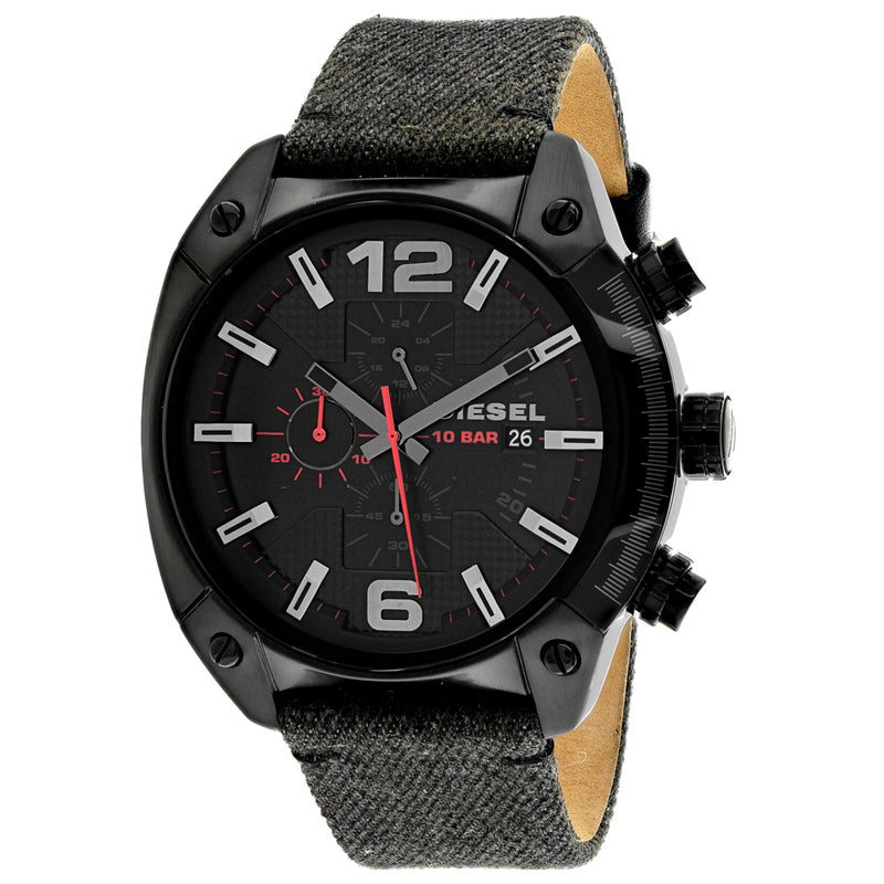 Diesel  Men's Overflow Watch (DZ4373)