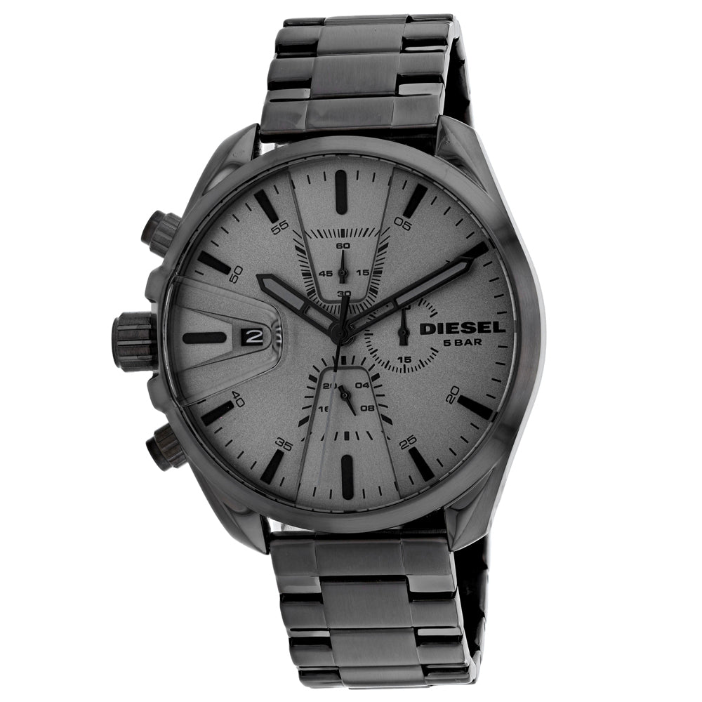Diesel Men's Gunmetal Watch (DZ4484)