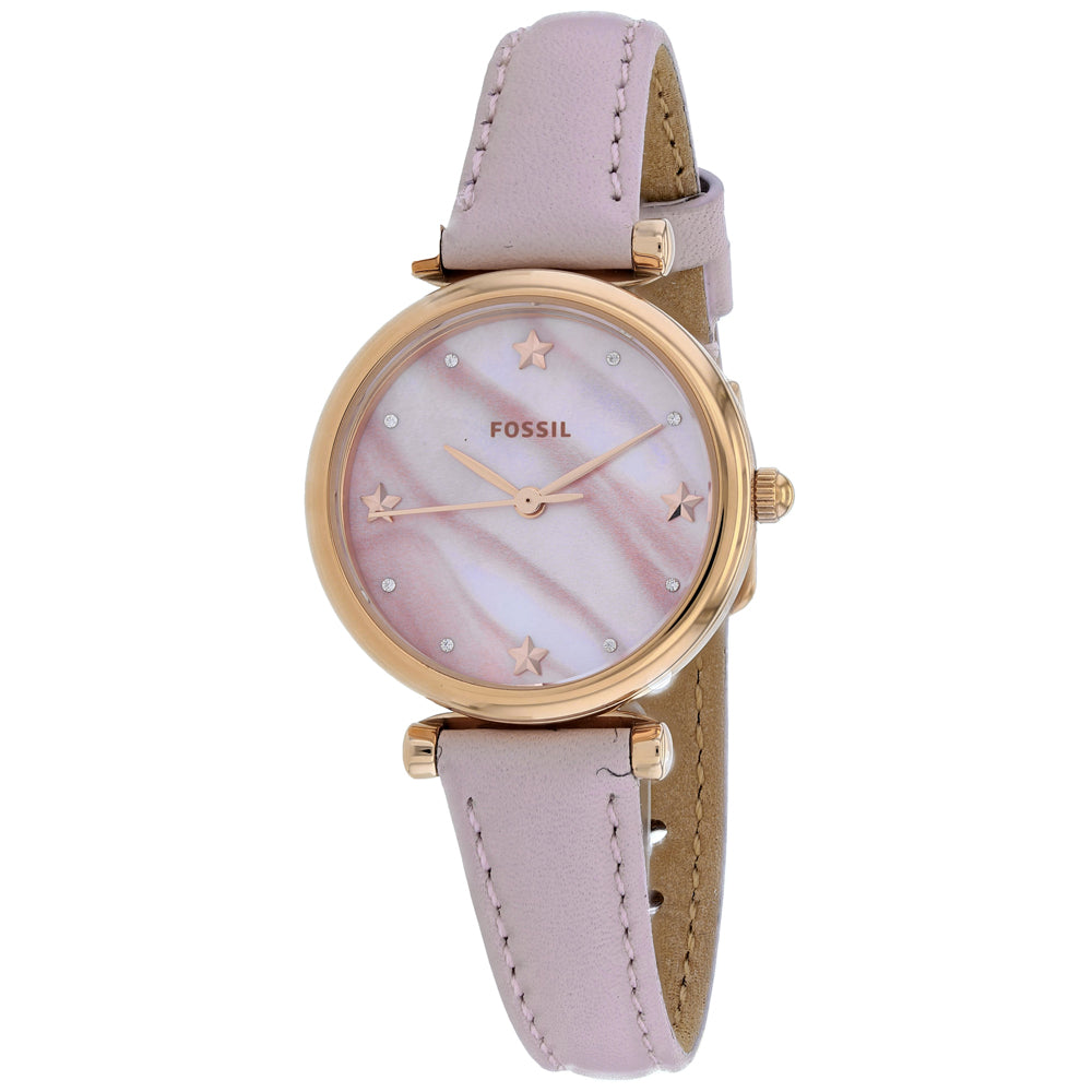 Fossil Women's Carlie Mini Watch (ES4525)