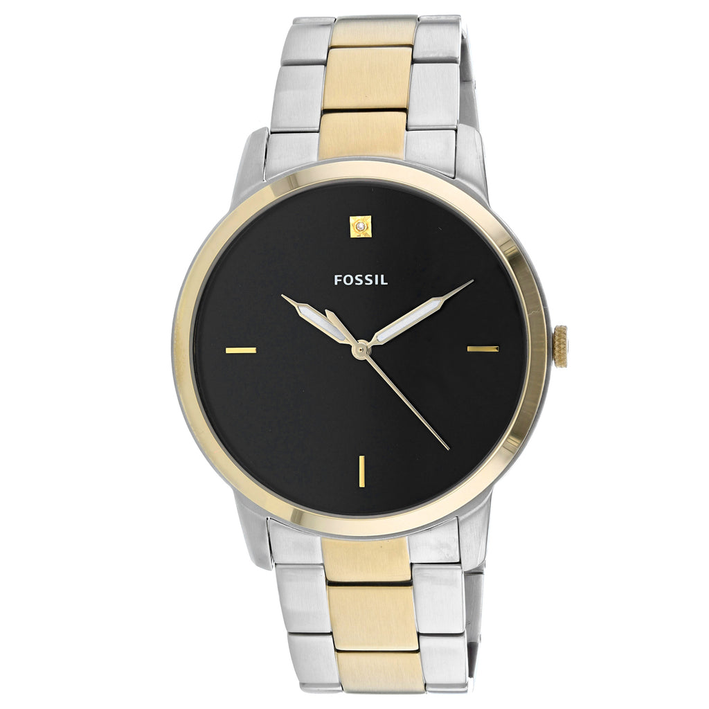 Fossil Men's The Minimalist 3H Watch (FS5458)