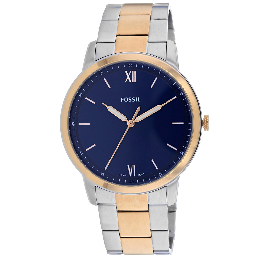 Fossil Men's The Minimalist Watch (FS5498)