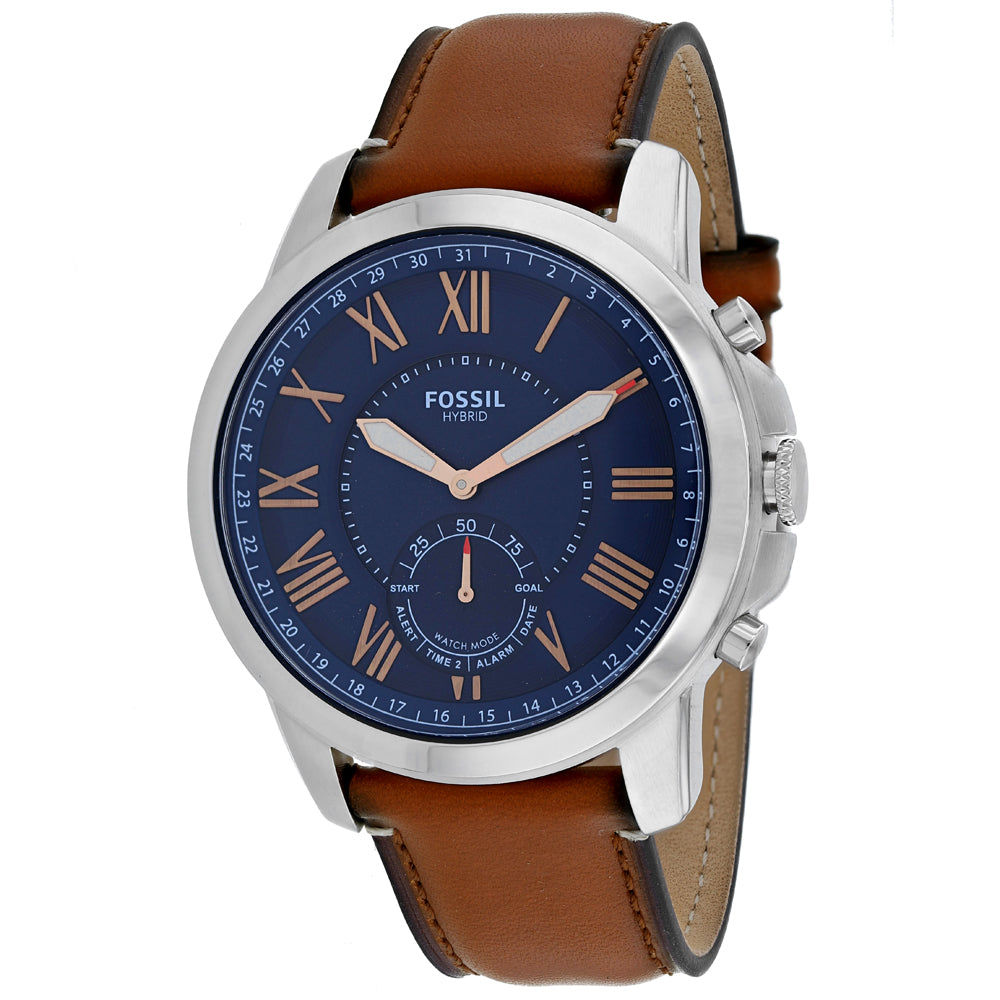 Fossil Men's Smartwatch Barstow Watch (FTW1122)