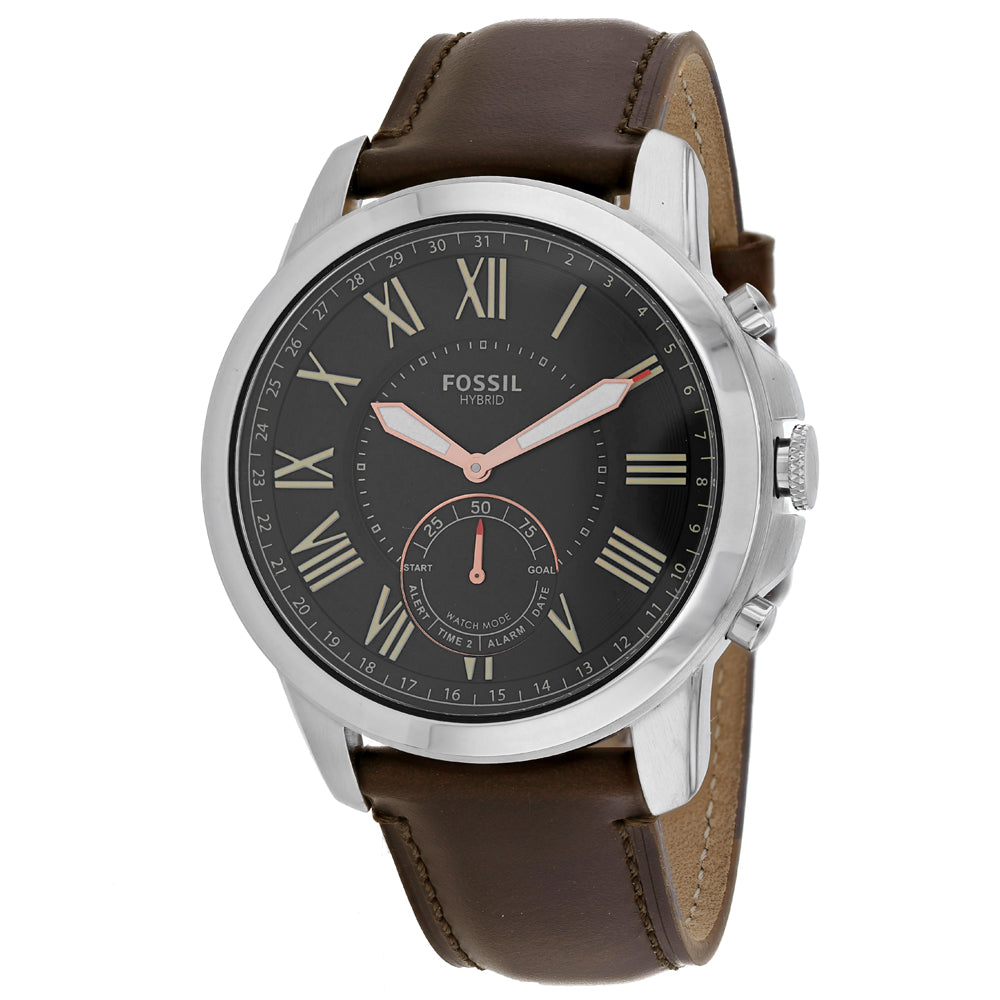 Fossil Men's Smartwatch Barstow Watch (FTW1156)