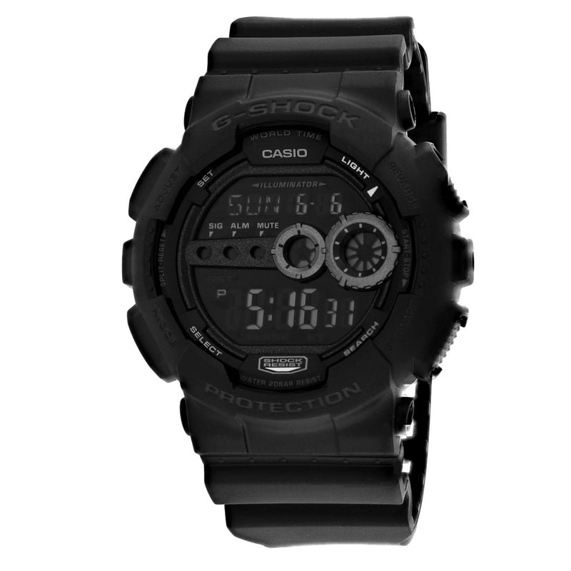 Casio Men's Classic Watch (GD-100B)