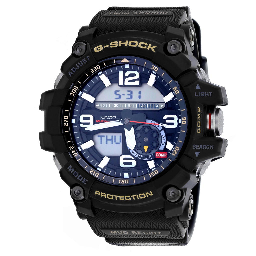 Casio Men's Mudmaster Watch (GG-1000-1A)