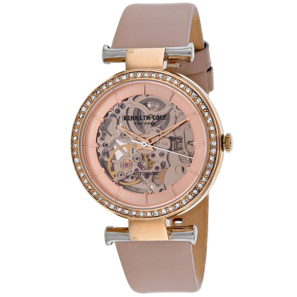 Kenneth Cole Women's Skeleton Watch (KC15107002)