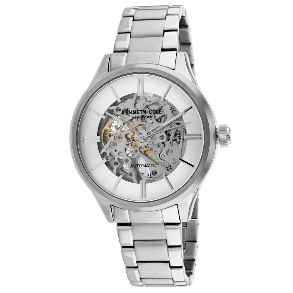 Kenneth Cole Men's Skeleton Watch (KC15171002)