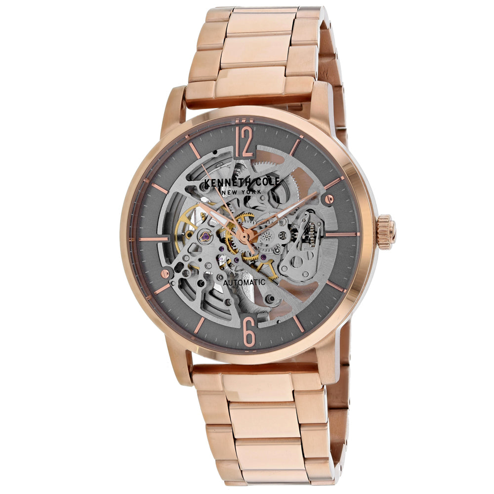 Kenneth Cole Men's Skeleton Watch (KC50054003)