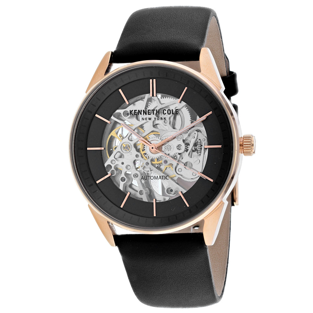 Kenneth Cole Men's Skeleton Watch (KC50192001)
