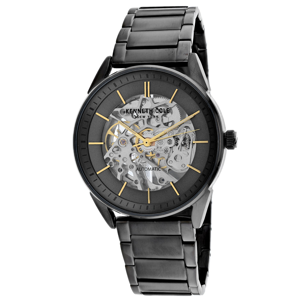 Kenneth Cole Men's Skeleton Watch (KC50192005)