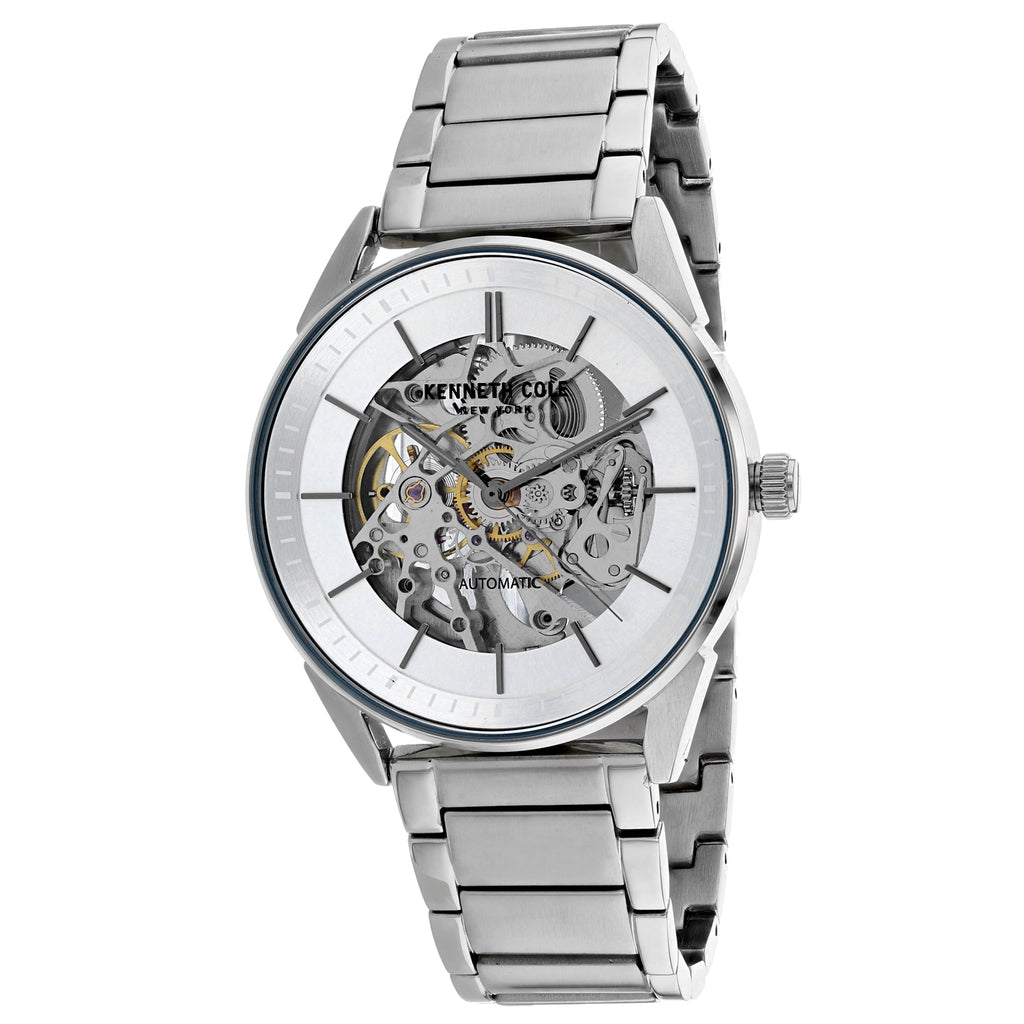 Kenneth Cole Men's Skeleton Watch (KC50192006)