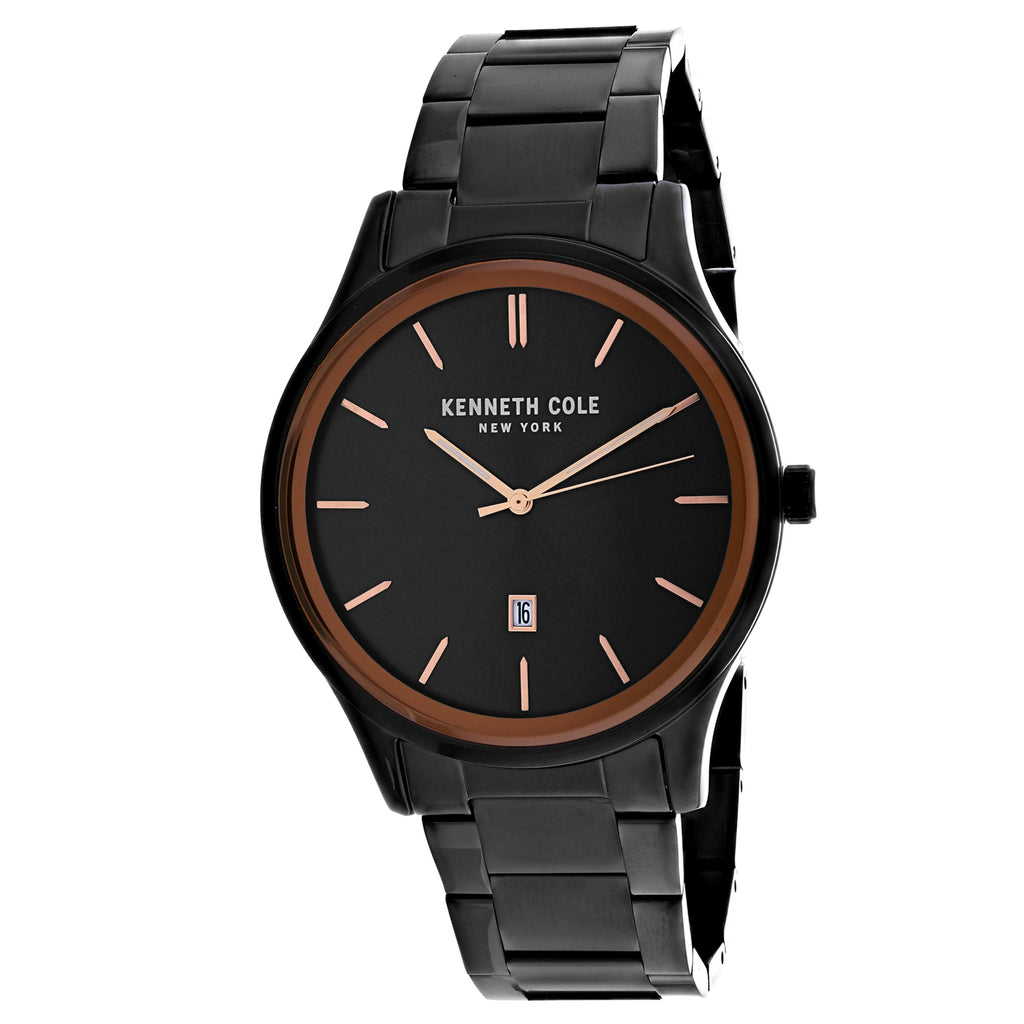 Kenneth Cole Men's 3-Hand Watch (KC50499001)