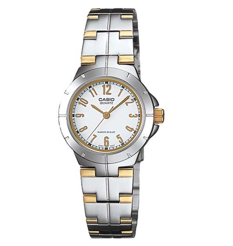 Casio Women's Classic Watch (LTP-1242SG-7A)