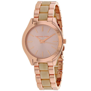 Michael Kors Women's Slim Runway Watch (MK3701)