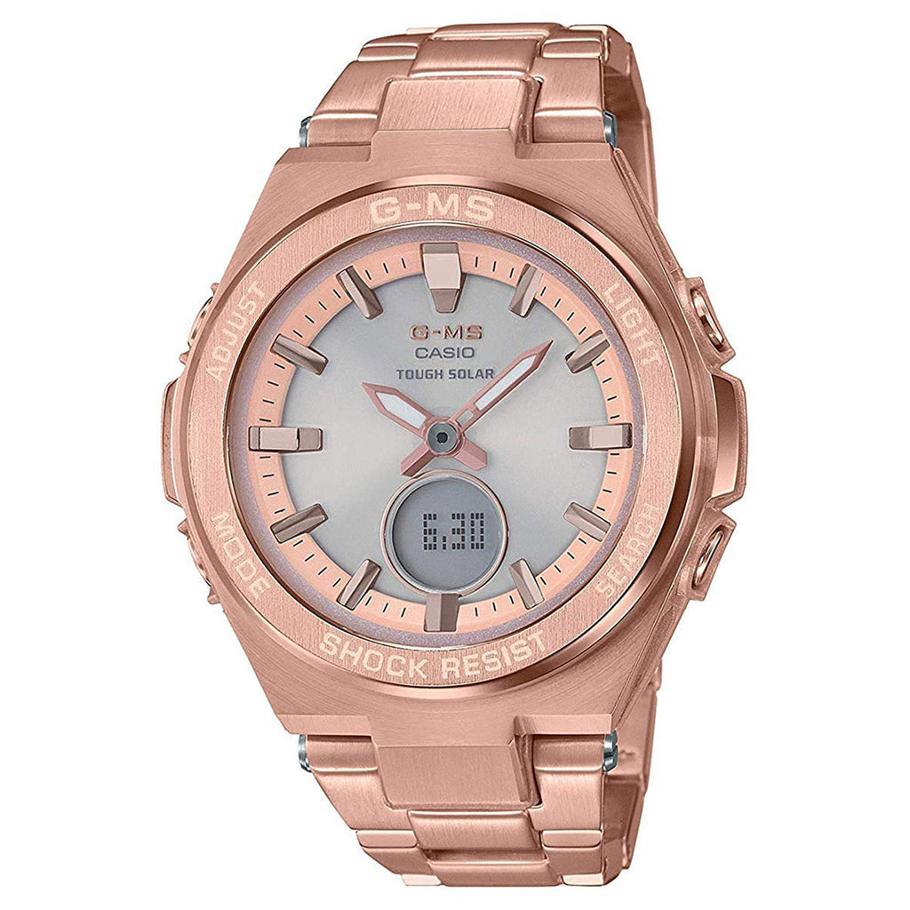 Casio Women's Baby G Watch (MSGS200DG-4A)