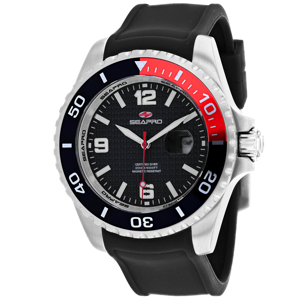 Seapro Men's Abyss 2000M Diver Watch Watch (SP0740)