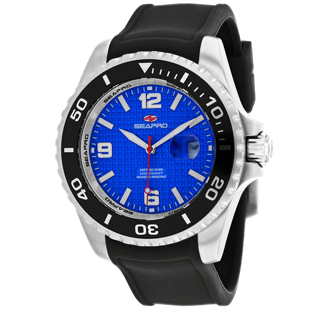 Seapro Men's Abyss 2000M Diver Watch Watch (SP0741)