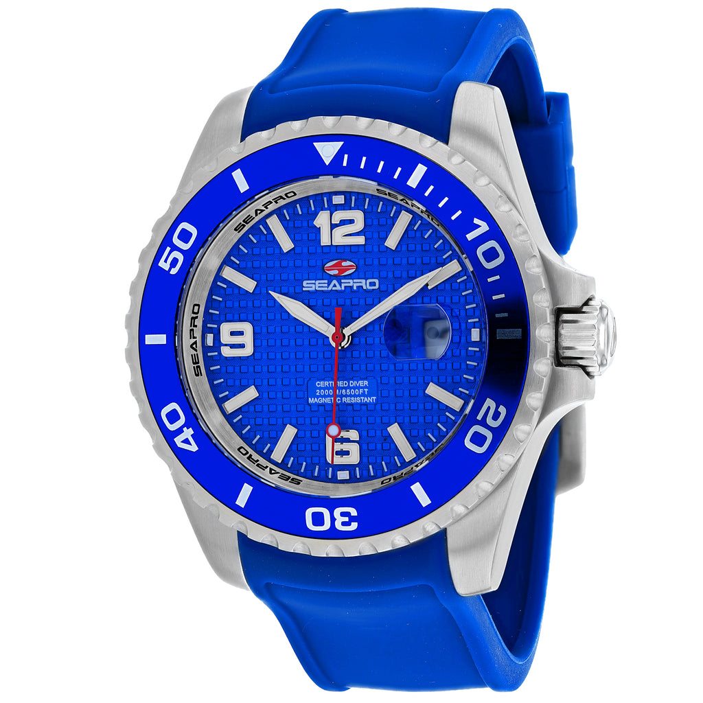 Seapro Men's Abyss 2000M Diver Watch Watch (SP0742)