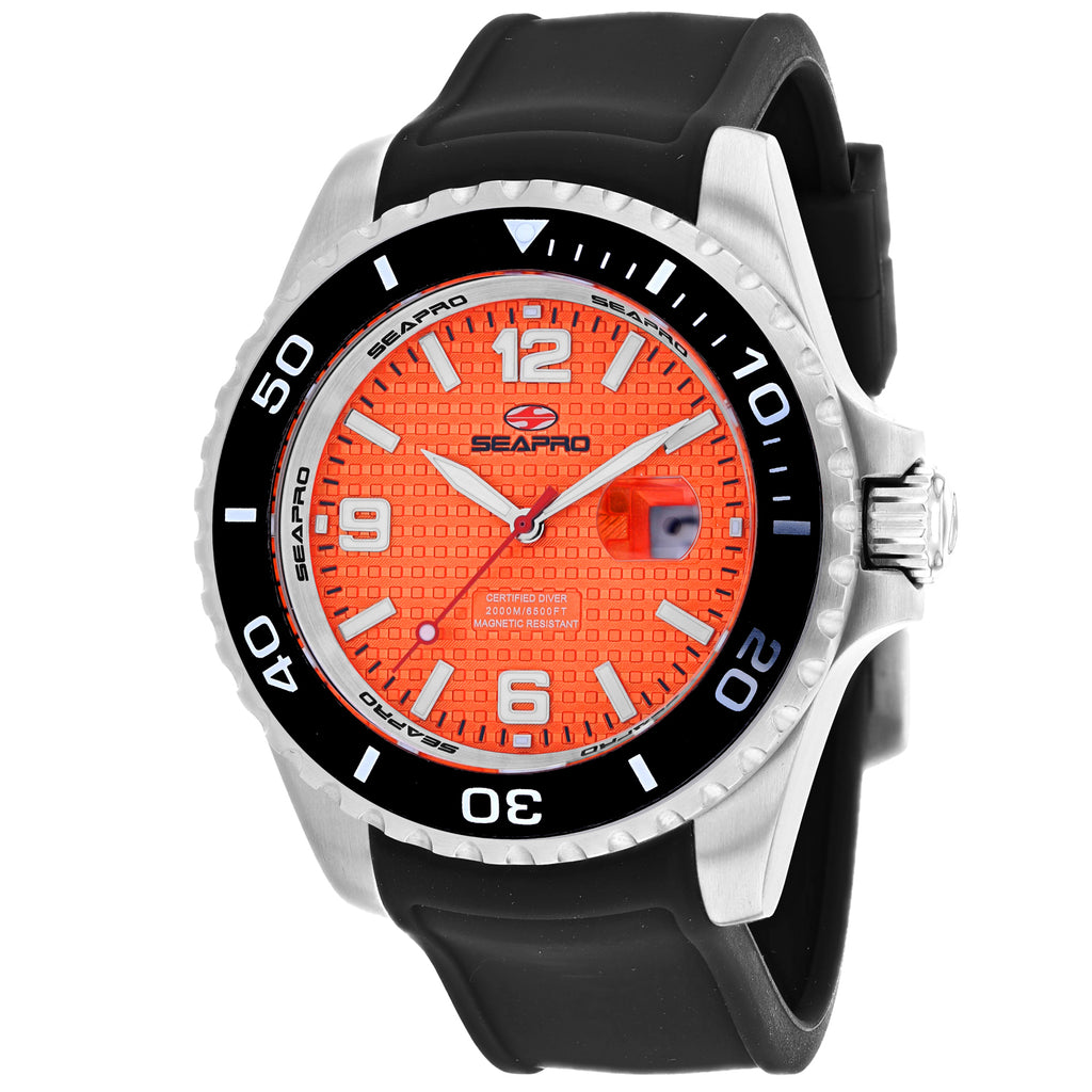 Seapro Men's Abyss 2000M Diver Watch Watch (SP0743)