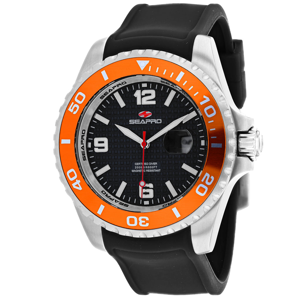Seapro Men's Abyss 2000M Diver Watch Watch (SP0744)