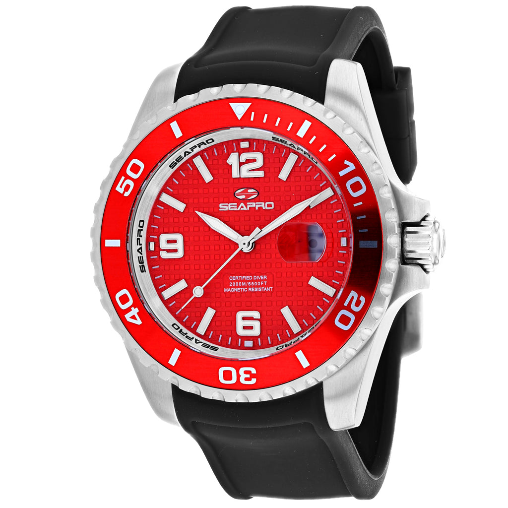 Seapro Men's Abyss 2000M Diver Watch Watch (SP0745)