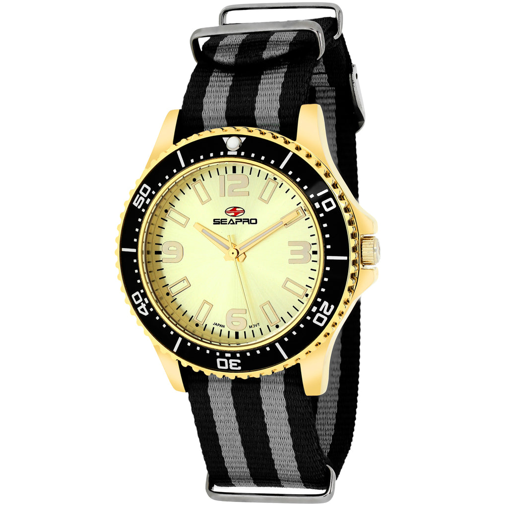 Seapro Women's Tideway Watch (SP5419NBK)