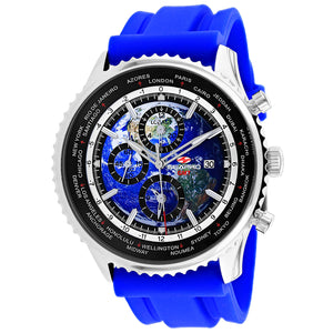 Seapro Men's Meridian World Timer GMT Watch (SP7133RB)