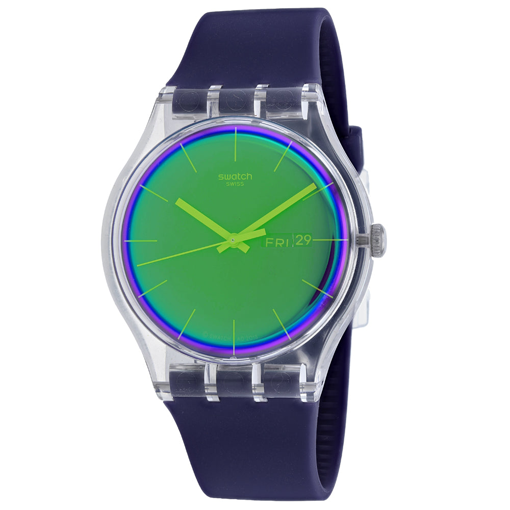 Swatch Unisex's Analogue Watch (SUOK712)