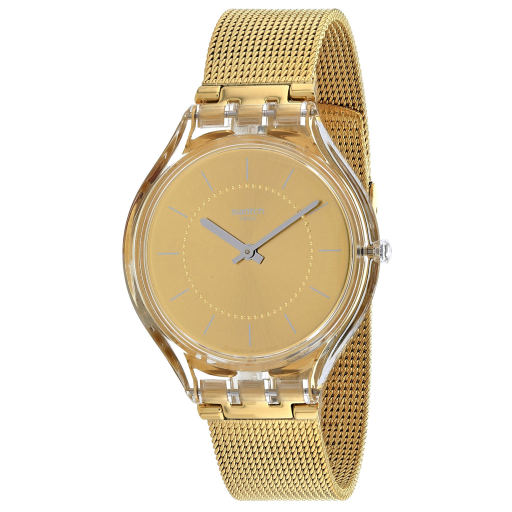 Swatch Men's Skincarat Watch (SVOK100M)