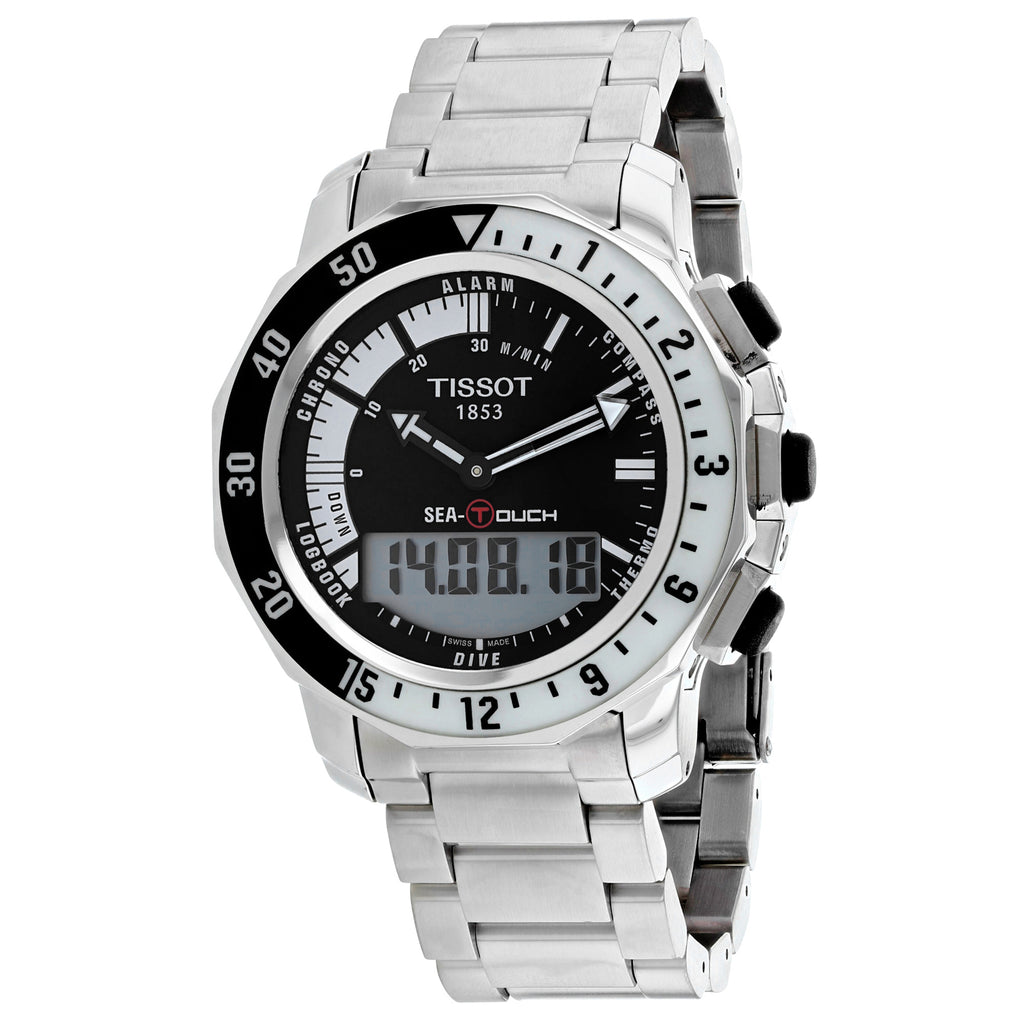 Tissot Men's Sea Touch Watch (T0264201105100)