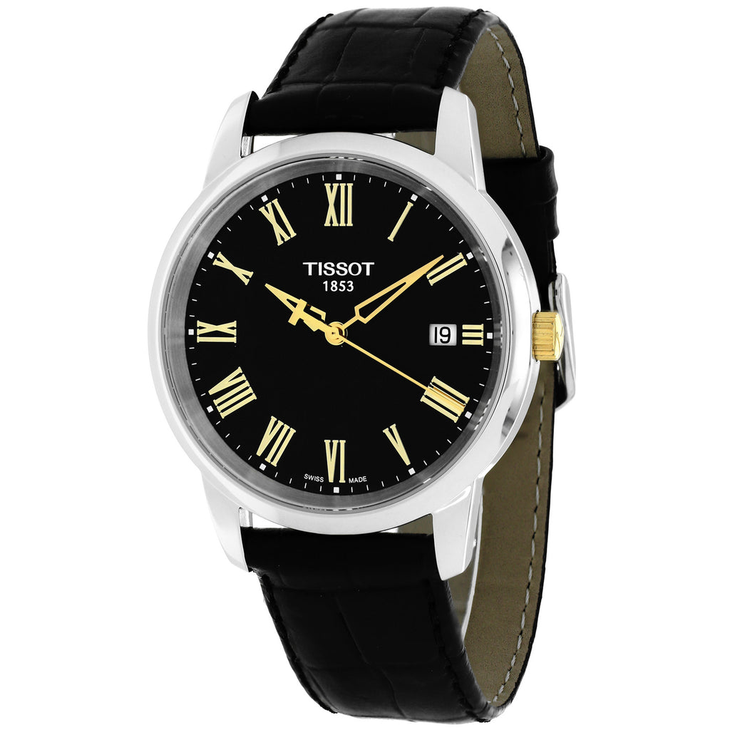 Tissot Men's T-Classic Watch (T0334102605301)