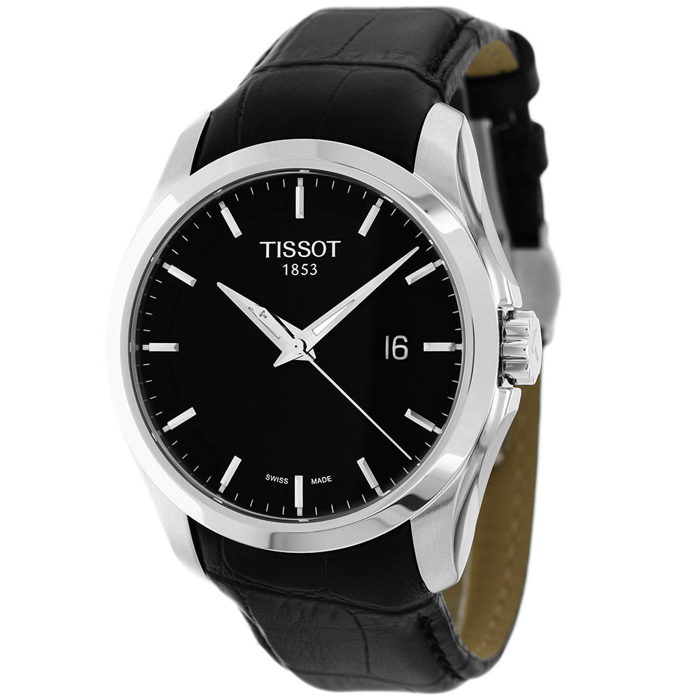 Tissot Men's Couturier Watch (T0354101605100)