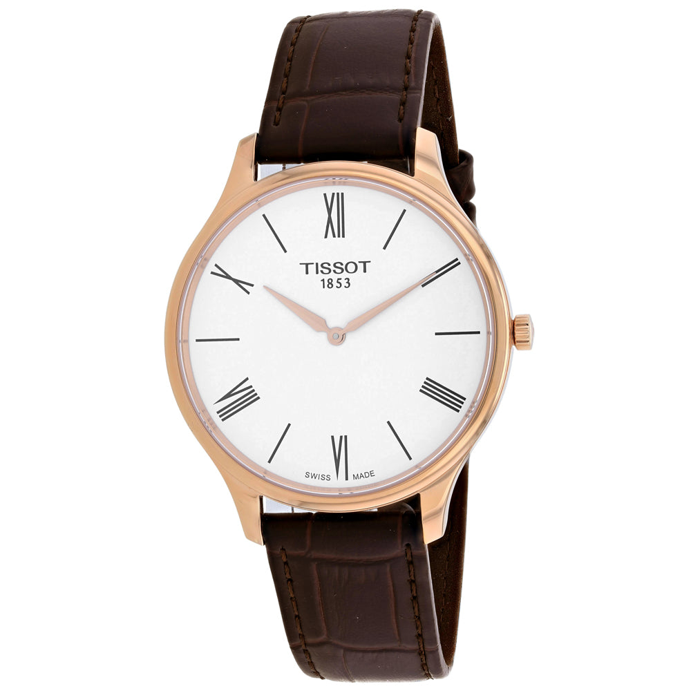 Tissot Men's Tradition Thin Watch (T0634093601800)