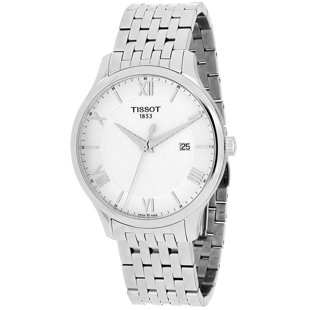 Tissot Men's Tradition Watch (T0636101103800)
