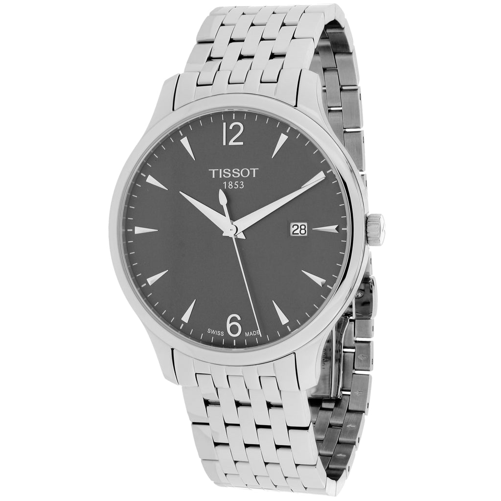 Tissot Men's Tradition Watch (T0636101106700)